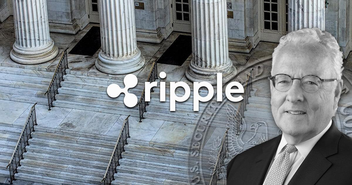 Ripple (XRP) scores as judge orders former SEC Director to testify