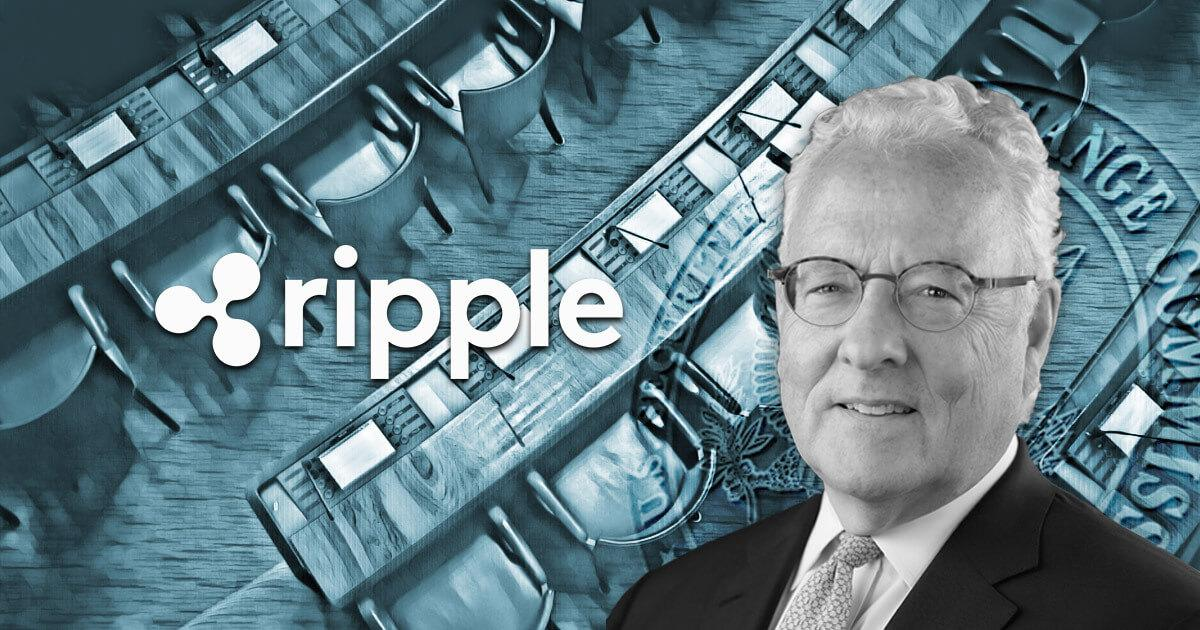 Ripple insists on deposing former high-ranking SEC official as part of XRP lawsuit