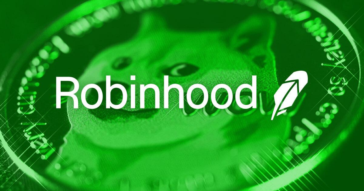 Robinhood drew 34% of crypto revenue from being 'overexposed' to Dogecoin (DOGE)