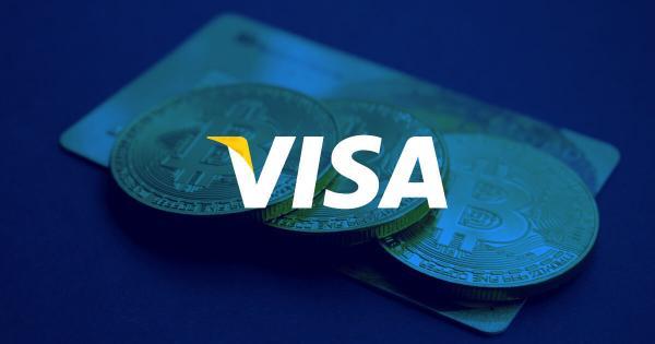 More than $1 billion spent on crypto-linked cardsin 2021, VISA says
