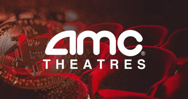 American Cinema giant AMC is now accepting Bitcoin (BTC)