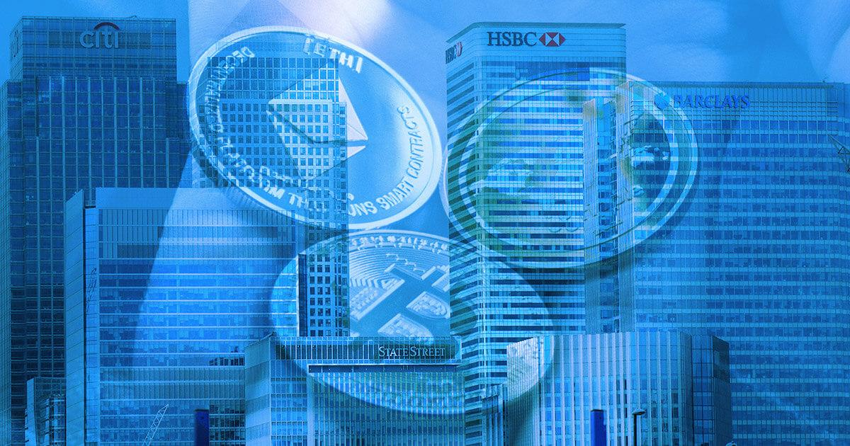 The world's biggest banks are pouring billions of dollars into crypto