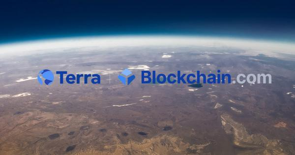 Blockchain.com bets on LUNA ecosystem, joins $150m Terra initiative fund