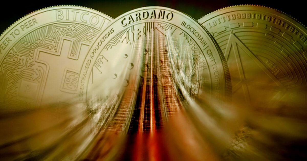 Buckle up: $100,000 Bitcoin and $5,000 Ethereum on track while Cardano leads the large caps