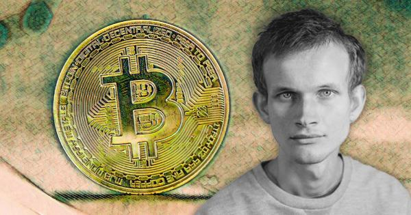Ethereum's Vitalik Buterin isn't sold on Dorsey's Bitcoin plans