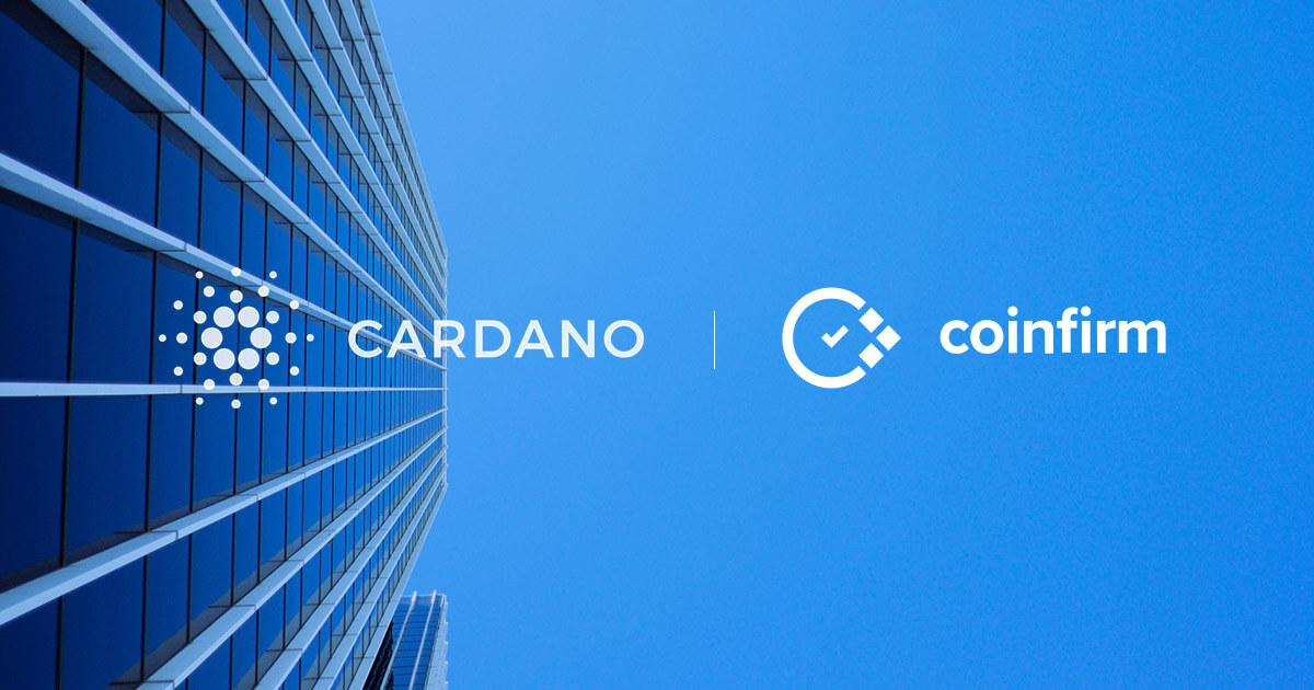 Cardano Foundation (ADA) signs on Coinfirm to comply with FATF norms