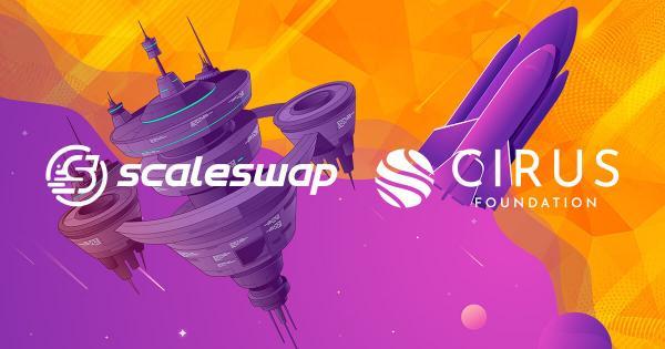 Cirus IDO will take place on Scaleswap platform next week