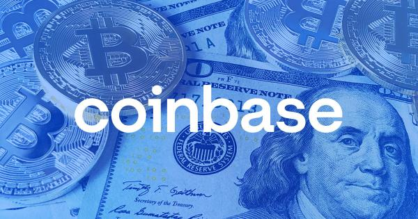 Publicly traded Coinbase (COIN) is buying $500 million in crypto