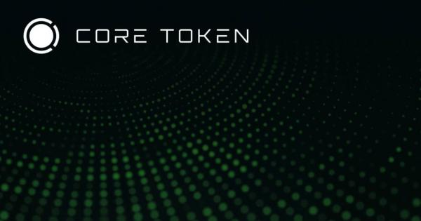 Core Token latest state-of-the-art token closing its pre-sale 11th August 2021