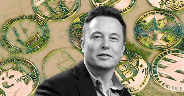 35% of crypto buyers say they are influenced by 'Dogecoin Dad' Elon Musk