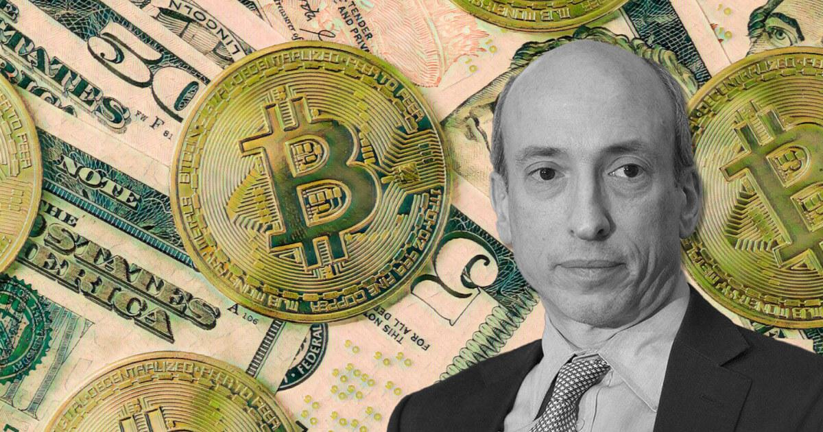 SEC head Gary Gensler warns of 'even more' crypto regulation