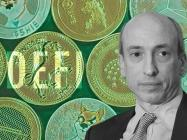 Gary Gensler sounds alarm on growing DeFi activity, says SEC looking to regulate crypto sector