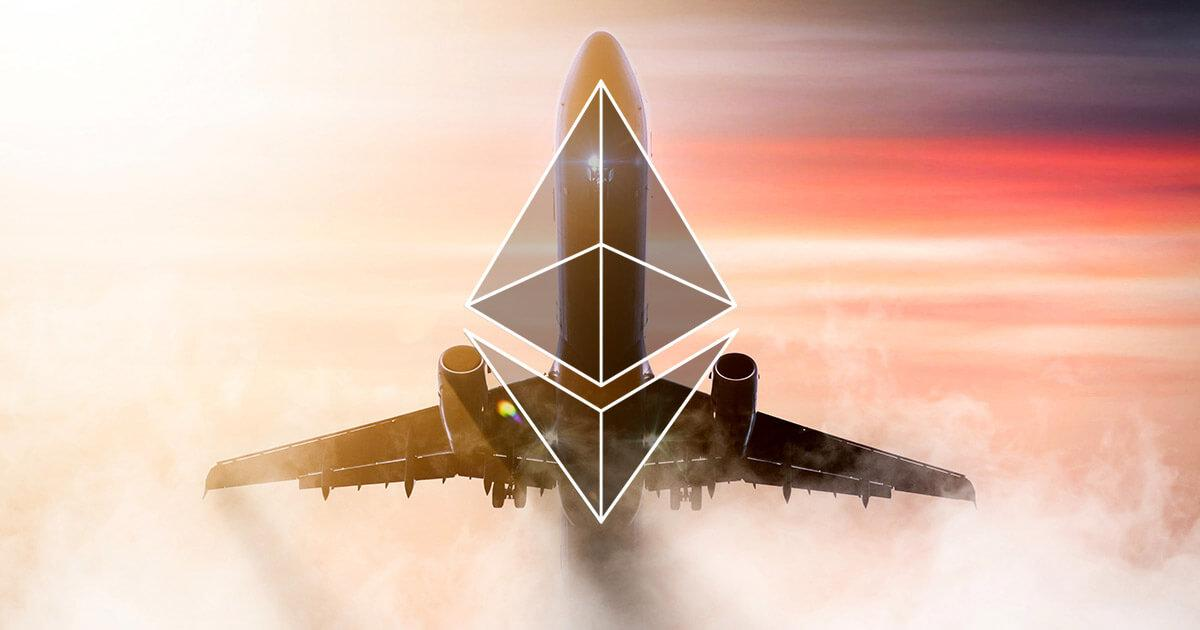 Ethereum (ETH) onchain capacity increased 9% after EIP-1559 rollout