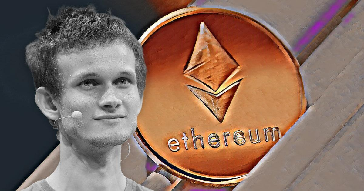 Vitalik Buterin: Ethereum (ETH) scalability has increased by a factor of 5