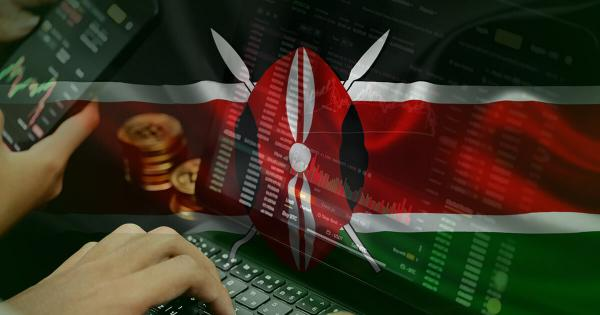 Kenya does more peer-to-peer crypto trades than anywhere else in the world