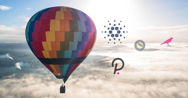 """""""Crazy"""" times for Layer 1s as Terra (LUNA), Avalanche (AVAX), and Cardano (ADA) hit major milestones"""