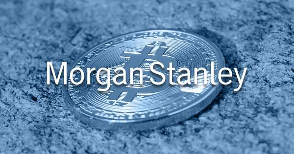 Morgan Stanley holds over $36 million worth of Bitcoin (BTC) via Grayscale