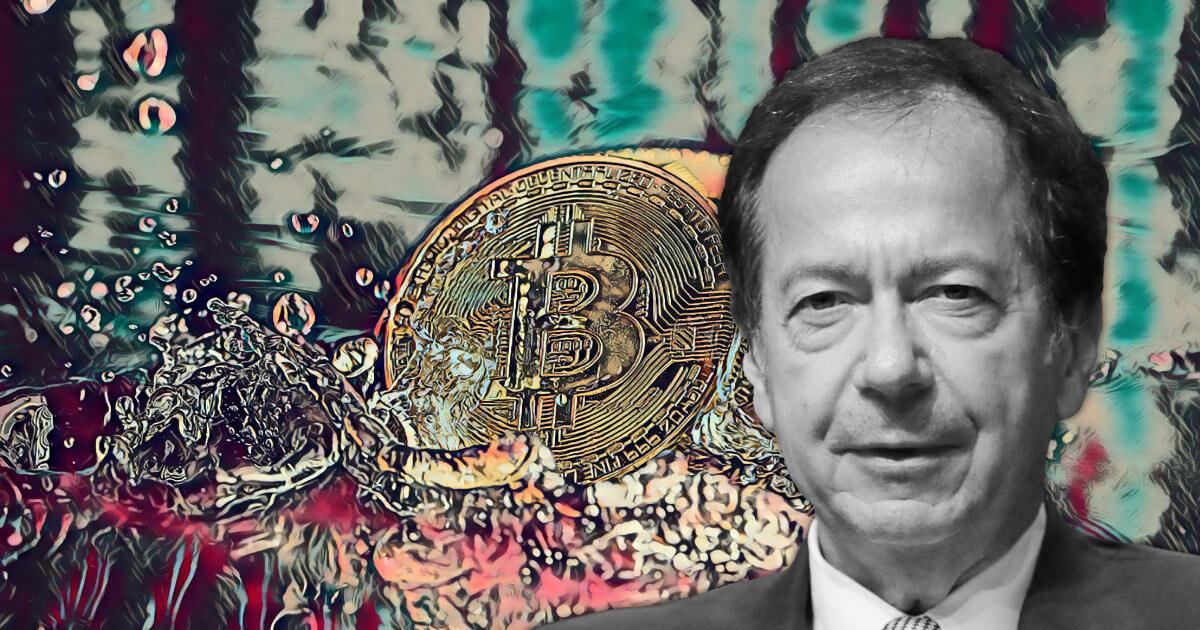 Billionaire who shorted 2008 crisis has a bleak warning for Bitcoin (BTC)
