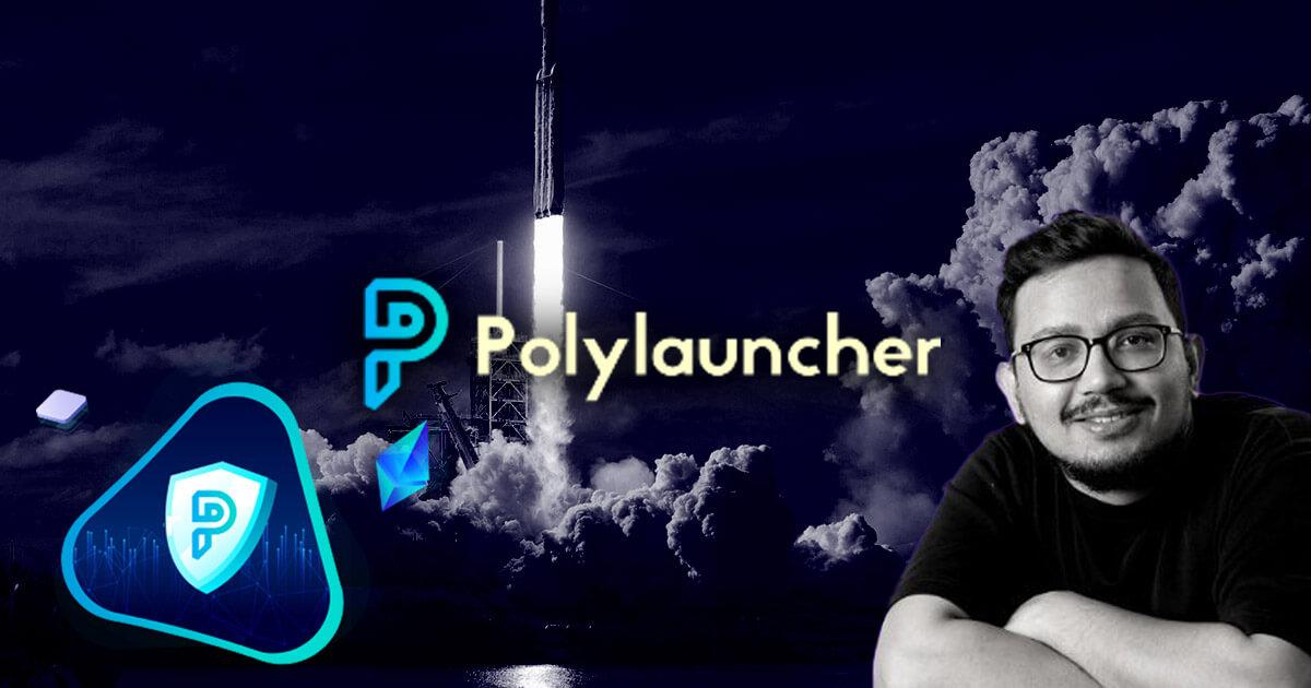 Polylauncher debuts with angel investment from Polygon co-founder