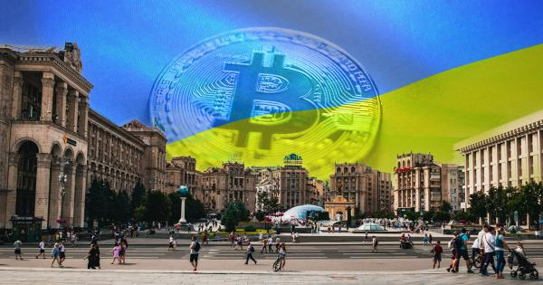 Ukraine could legalize Bitcoin payments after proposed crypto bill