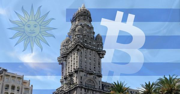 Uruguay senator proposes bill to classify Bitcoin and other cryptos as 'legal tender'