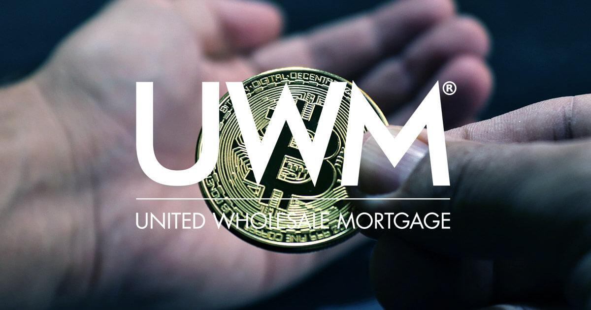 Major US mortgage lender UWM to accept Bitcoin (BTC) payments