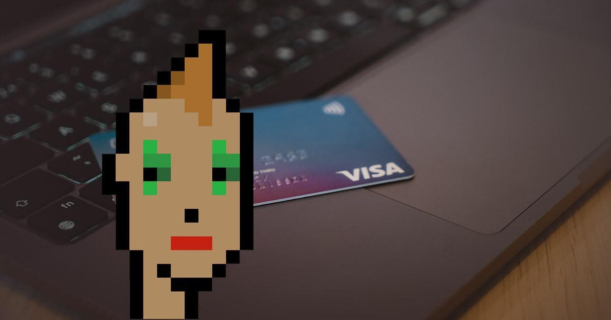 Visa steps into NFT fever. Buys CryptoPunk #7610 for $166,000