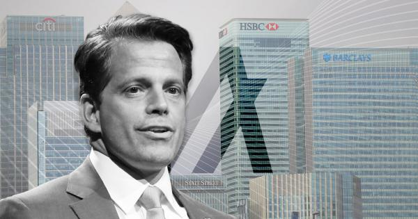 Anthony Scaramucci says Algorand (ALGO) is 'going to be the winner' in TradFi's blockchain push