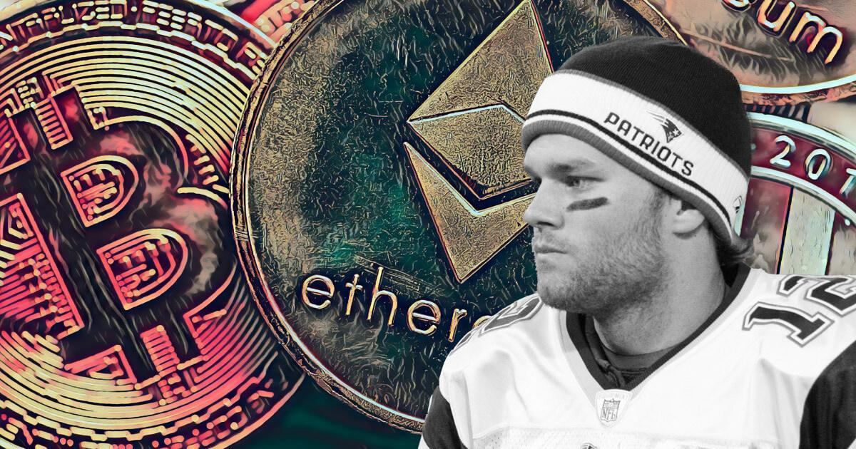NFL star Tom Brady wants part of his salary in Solana, Ethereum, or Bitcoin