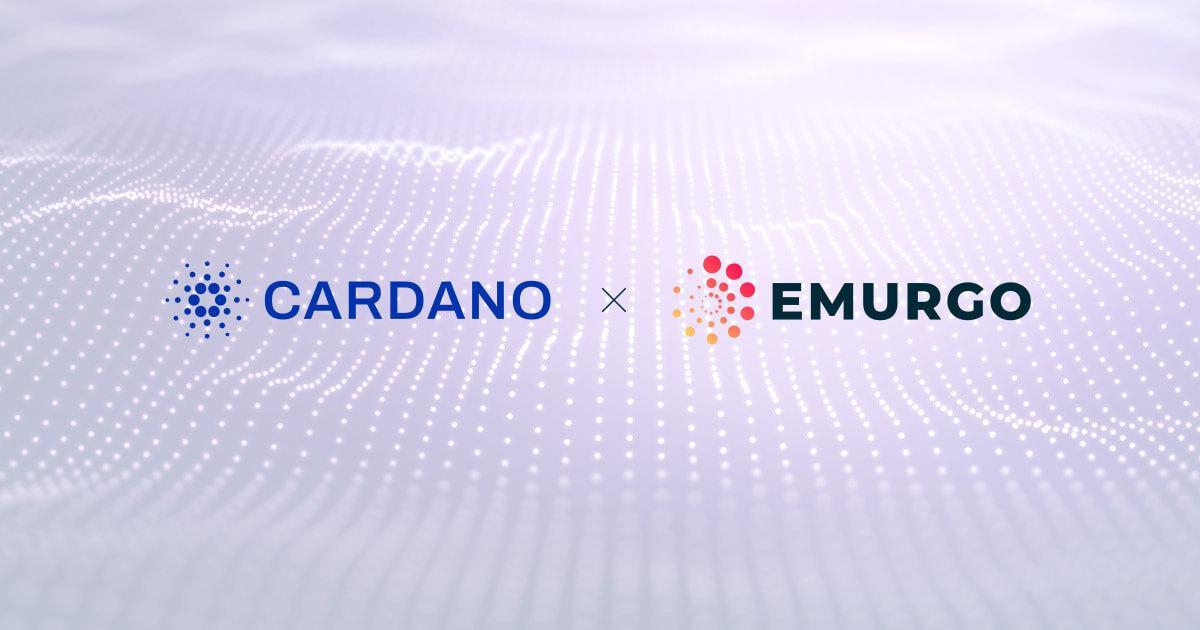 Cardano (ADA) DeFi ecosystem gets a $100 million boost via EMURGO