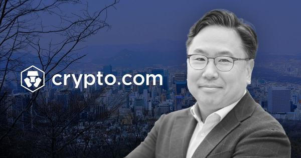 Crypto.com appoints Patrick Yoon as General Manager, South Korea