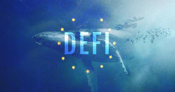 Europe houses the world's crypto DeFi 'whales,' data shows