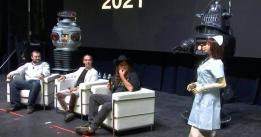 Opinions split over AI healthcare robot that debuted at the Cardano (ADA) Summit