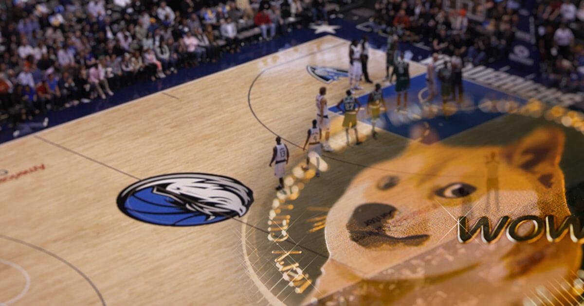 Shiba adoption: Dallas Mavericks incentivizes Dogecoin (DOGE) use