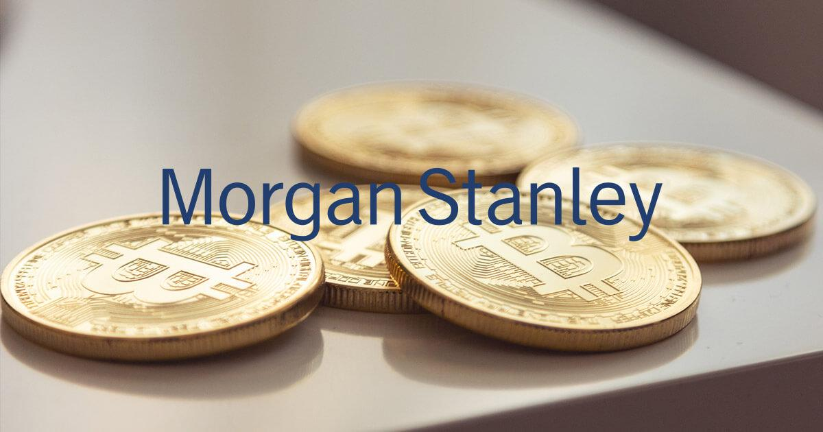 SEC filings show Morgan Stanley has doubled its Bitcoin (BTC) position