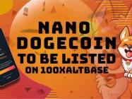 Altbase To List NanoDogeCoin On Sept 12th