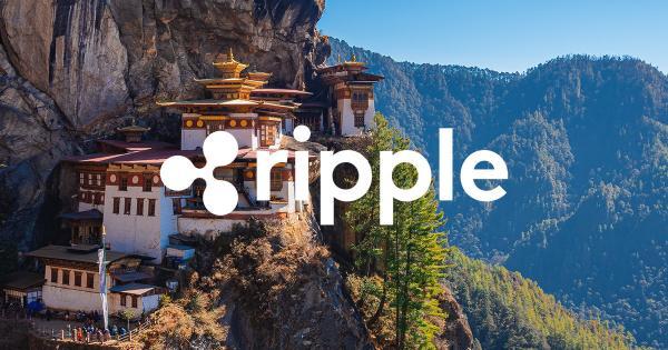 Ripple (XRP) se asociará con la Autoridad Monetaria Real de Bután para el desarrollo de CBDC