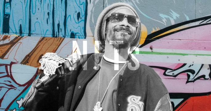 Snoop Dogg's claimed NFT avatar holds $17 million worth of punks, Meebits, and virtual joints