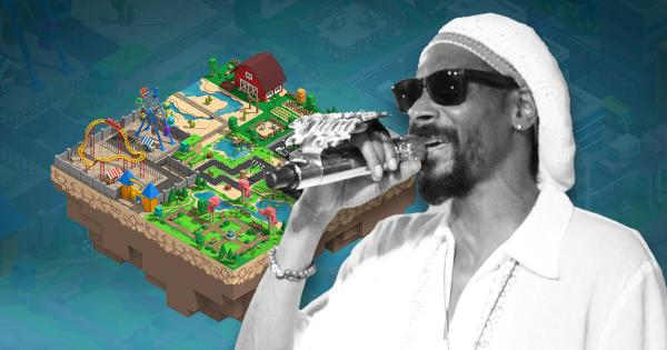 Snoop Dogg is rebuilding his real-life mansion in The Sandbox NFT metaverse