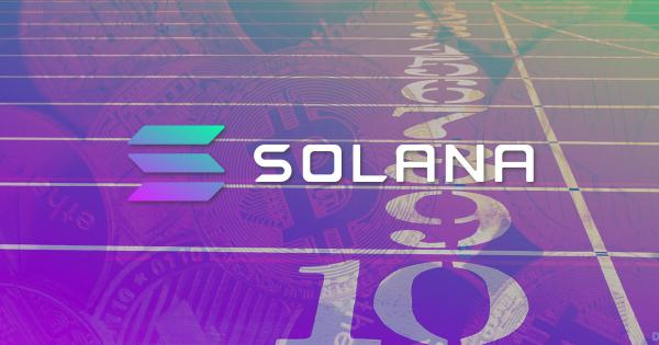 Solana (SOL) outperformed top 10 cryptos with $50 million in institutional inflows last week