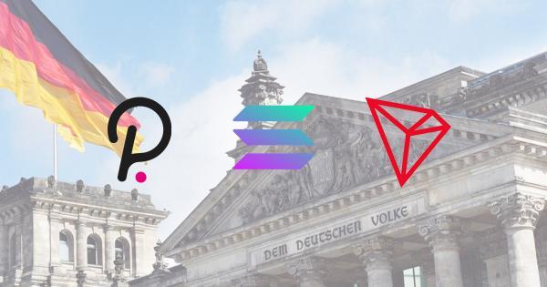 VanEck lists Solana, Tron, and Polkadot crypto ETNs on Deutsche Börse