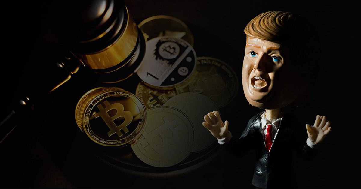 Ex-US Prez Trump says crypto is a 'disaster waiting to happen'