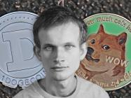 Vitalik Buterin proposes greater integration of Dogecoin (DOGE) and Ethereum