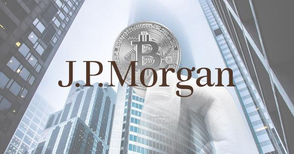 JPMorgan: BTC breaking $55,000 is fueled by institutional investors appetite for Bitcoin