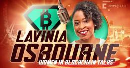 Bitcoin and Financial Wellbeing with Woman in Blockchain founder Lavinia Osbourne