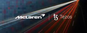 F1 team McLaren launches NFT fan experience on Tezos (XTZ)