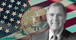 Former Congressman says the U.S needs to step up on crypto before its too late