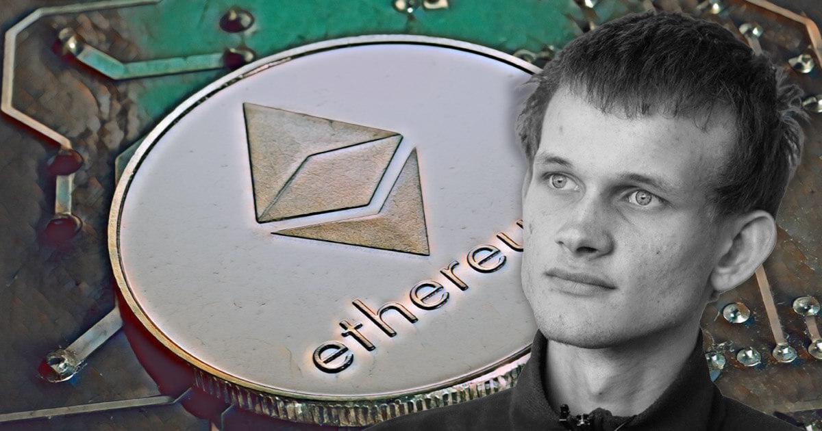 Vitalik Buterin doesn't regret starting Ethereum as a PoW consensus