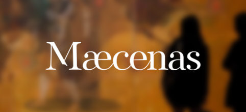 Maecenas is the first open blockchain platform that democratizes access to fine art. They raised 50,744 ETH in a crowdsale in September.