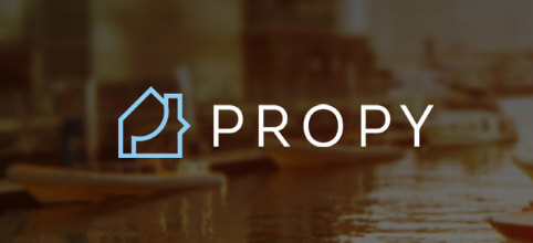 PROPY is a global property store and decentralized title registry built on the Ethereum blockchain.